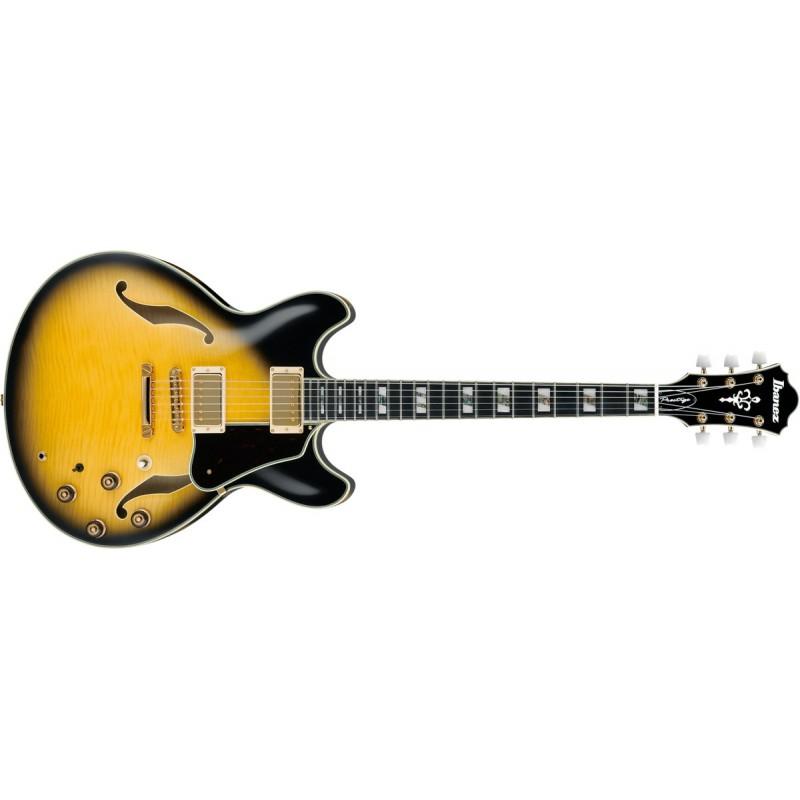 guitare demi-caisse